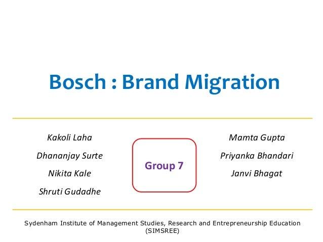 BOSCH CASE STUDY - GENIVI Alliance