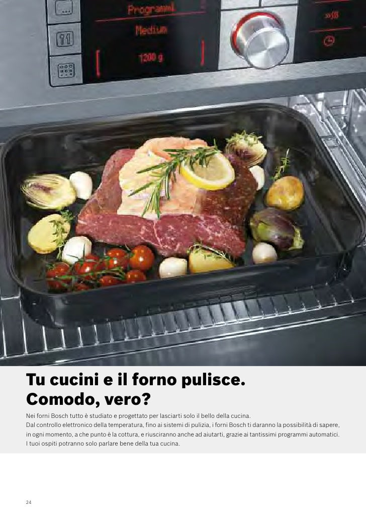 Emejing Cucine Bosch Catalogo Contemporary - Ideas & Design 2017 ...