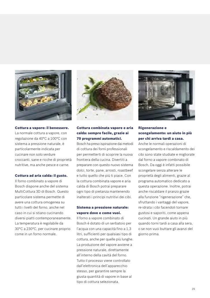 Bosch Catalogo Forni 2009