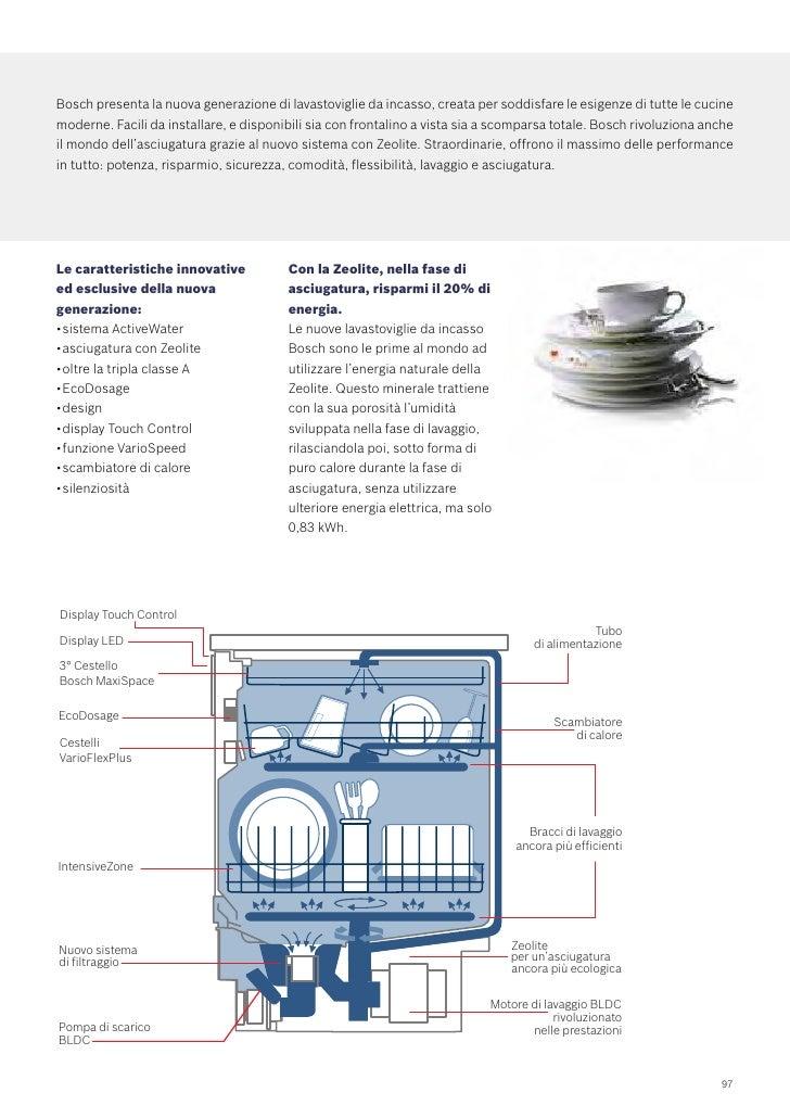 Bosch Catalogo Lavaggio 2009
