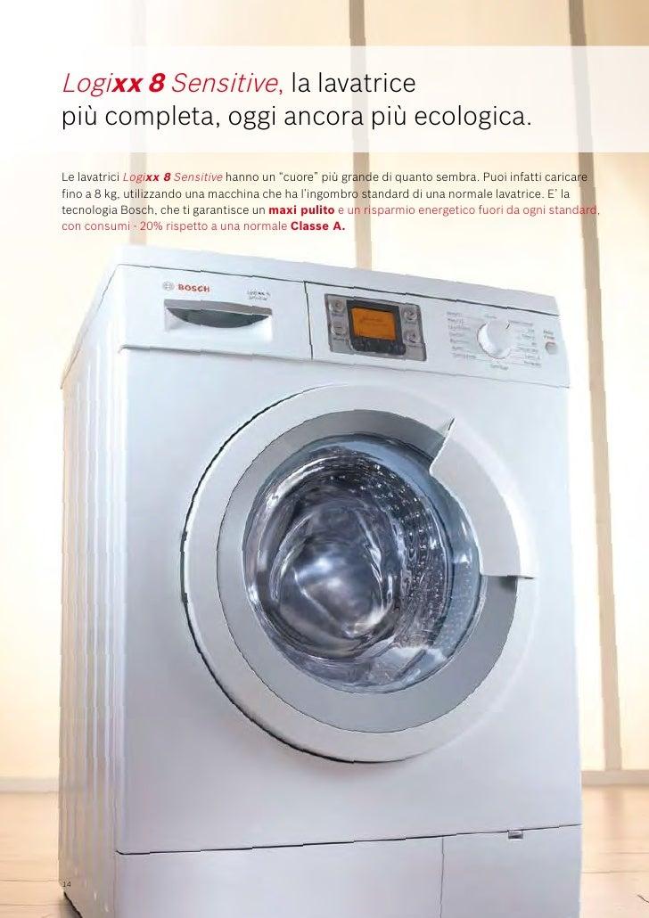 Bosch catalogo lavatrici - Modelli lavatrici ...