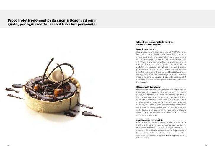 Bosch Cucina