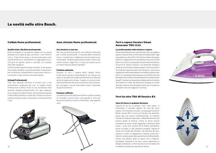 Bosch Ferro Da Stiro 09