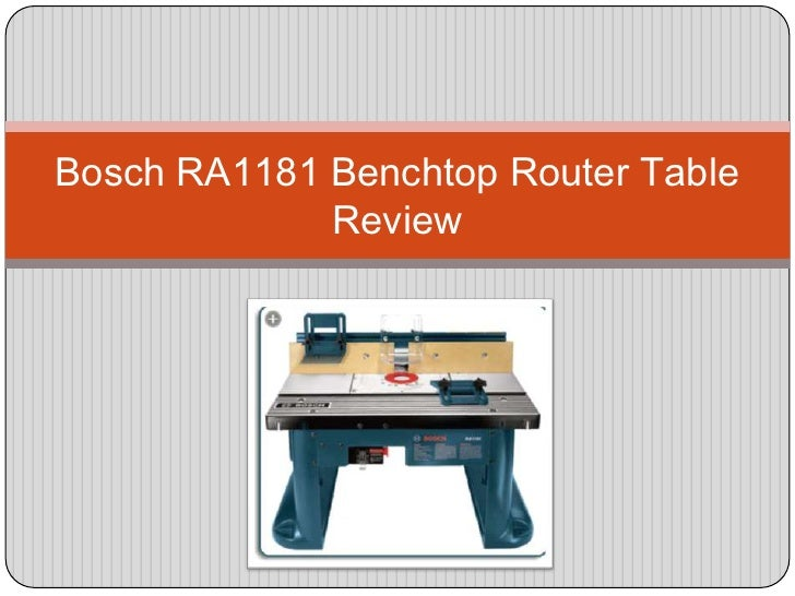 Bosch ra1181 benchtop router table review keyboard keysfo Image collections