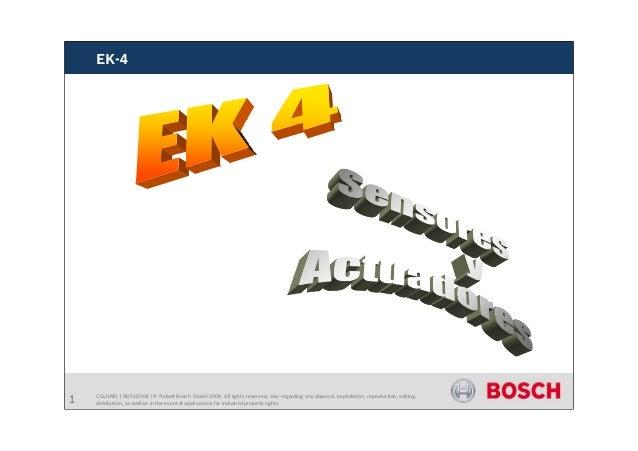 EK-41   CGJ1MD | 08/01/2008 | © Robert Bosch GmbH 2008. All rights reserved, also regarding any disposal, exploitation, re...
