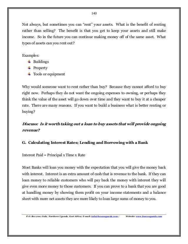 BOSCO-Uganda ICT Training handbook (II): Office applications