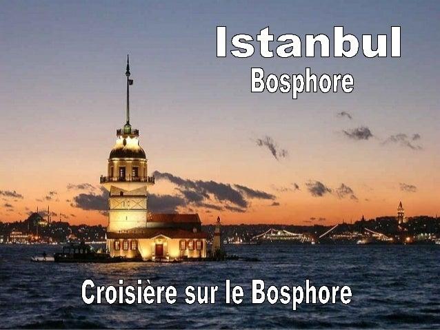 MER NOIRE  Zone vieille  MER de MÁRMARA  La ville d'Istanbul est située sur deux continents séparés par le Bosphore. La pa...