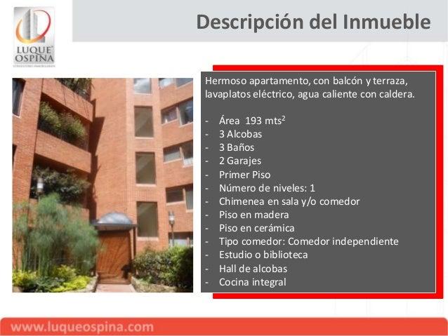 Apartamento en Venta. Bosque Medina, Bogotá (Código: 89-M1222649) Slide 3