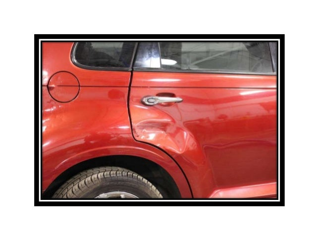 Des bosses sur la voiture peuvent vous arriver mais elles sont faciles à réparer avec notre technologie smart paint ! Dema...