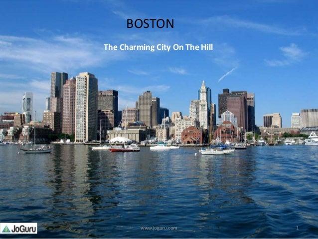 BOSTANBOSTONThe Charming City On The Hill1www.joguru.com