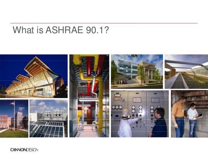What is ASHRAE 90.1?