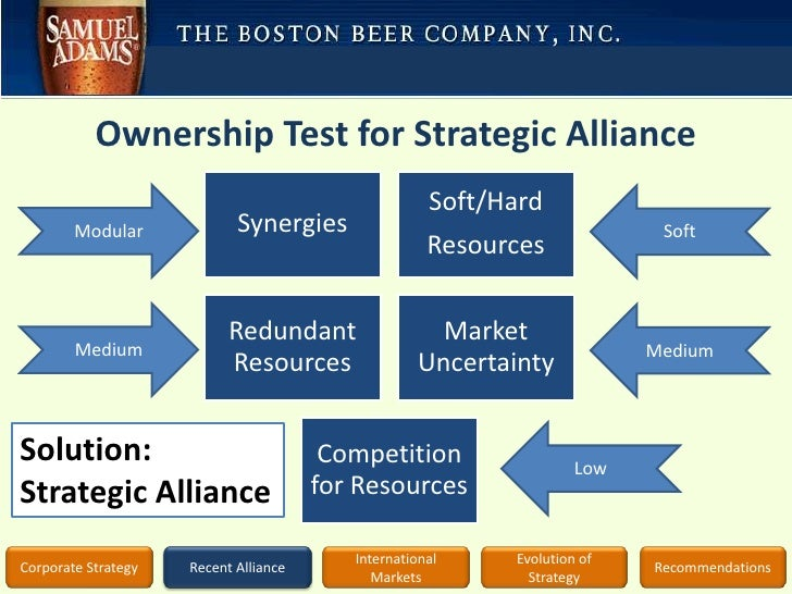 boston beer company babson college case study