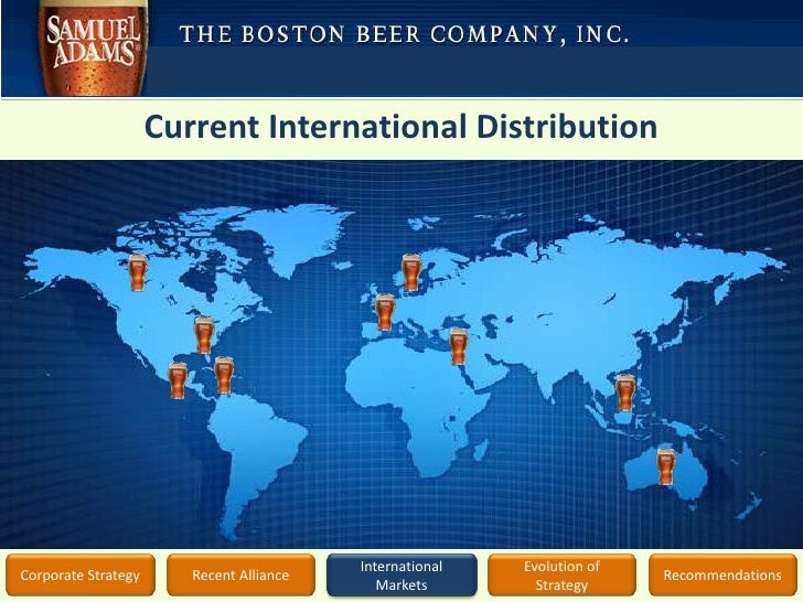 the boston beer company essay Free essay: boston beer company performance and competition boston beer's sales performance triumphs over its leading two competitors, redhook ale brewery.