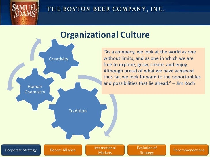 boston beer company questions John tells us about how he came to join the team at boston beer, some  john is  also gracious enough to answer questions submitted from the.