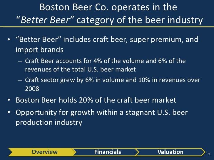 Boston Beer Creates CMO Role