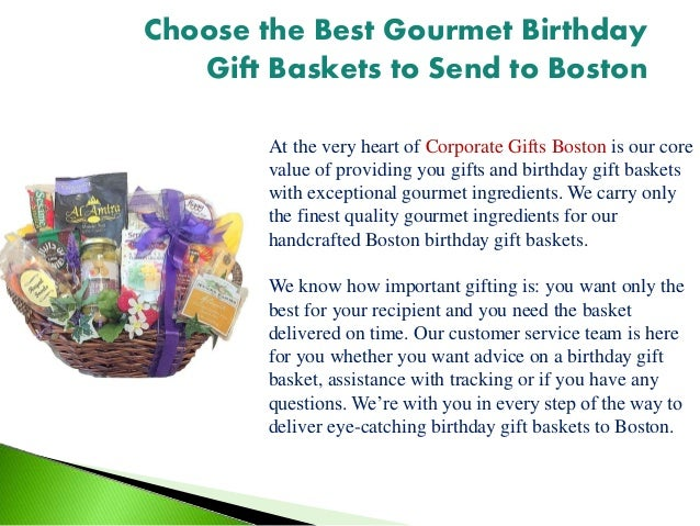 Deliver Thoughtfully Created Birthday Gift Baskets In Boston Whenever You Want 3