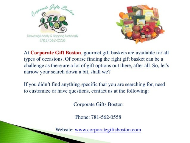 6 At Corporate Gift Boston
