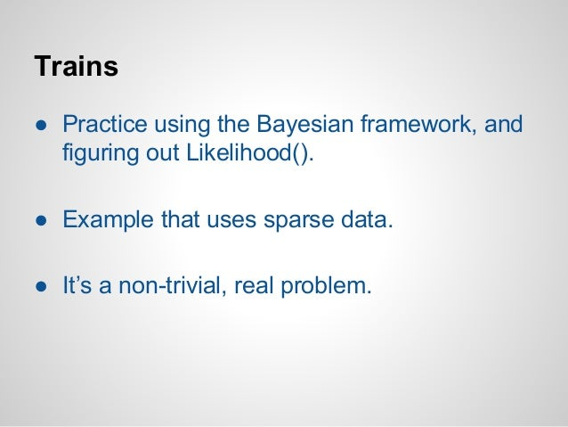 An introduction to Bayesian Statistics using Python