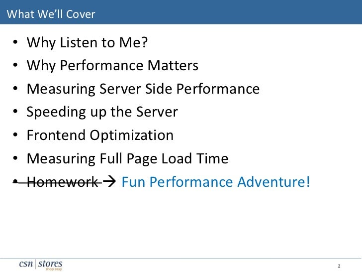 Web Performance, Scalability, and Testing Techniques - Boston PHP Meetup Slide 3