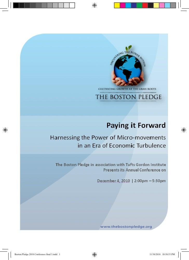 www.thebostonpledge.orgBoston Pledge 2010 Conference final 3.indd 1                        11/30/2010 10:58:53 PM
