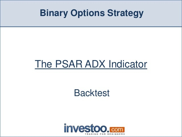 Psar binary options