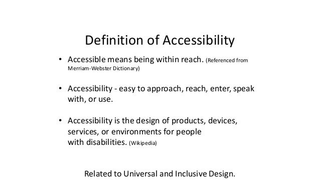 Sunish Gupta (Founder/CEO, EasyAlliance) - Accessibility is not Rocket Science Slide 3