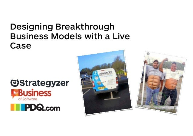 Designing Breakthrough Business Models with a Live Case