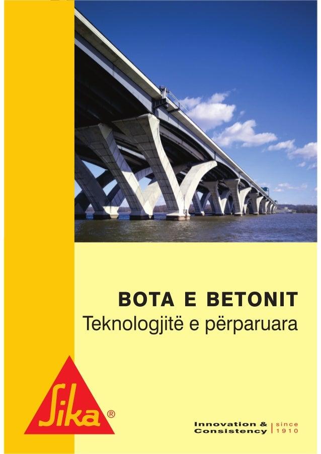 Konstrukcionetngabetonetujëmoslëshuese Innovation & Consistency | s i n c e 1 9 1 0 47 Shiritat Sika Waterstop – mënyra e ...