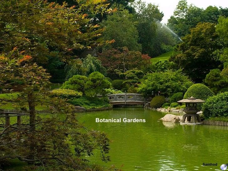 Botanical Gardens Samhod