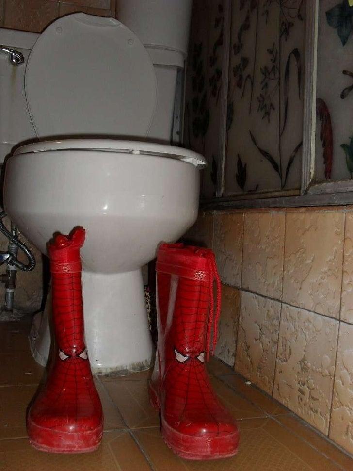 Botas rojas Slide 2
