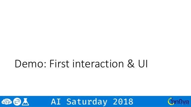 Bot design AIsatPN 2018