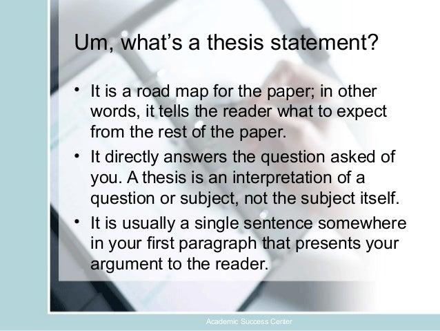 Proper essays