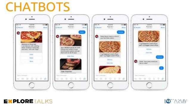 I Chat Bot sono preferiti a qualsiasi altro canale digitale quando si tratta di ottenere una risposta rapidamente.. Source...