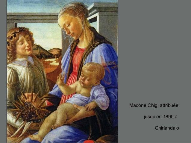 …et merci aux Préraphaélites de nous avoir permis de découvrir Botticelli en le tirant de l'oubli