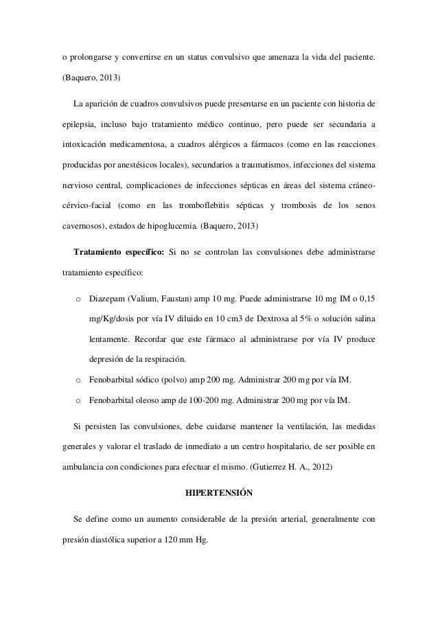 BOTIQUÍN DE URGENCIAS MÉDICAS EN LA CONSULTA ODONTOLÓGICA