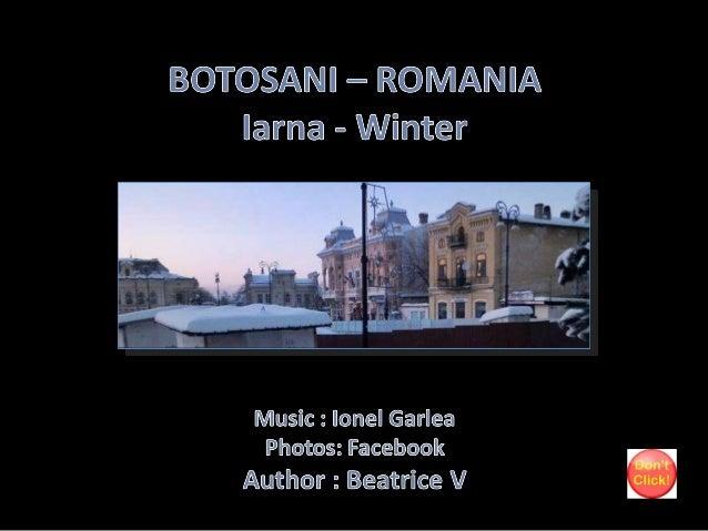 Botosani  romania