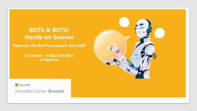 Bots… Bots…Bots