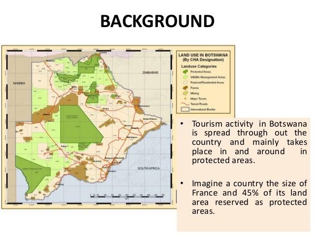 Botswana & Sustainable Tourism  Slide 3