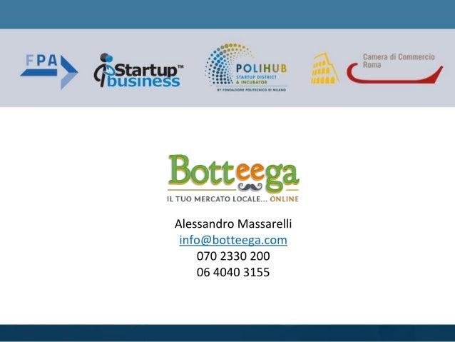 Botteega forum pa call4ideas 2016