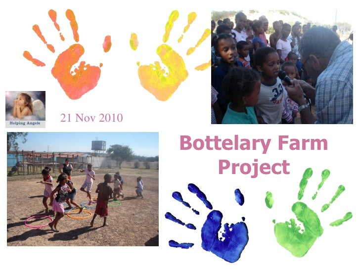 Bottelary Farm Project 21 Nov 2010