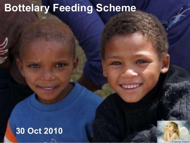 Bottelary Feeding Scheme 30 Oct 2010