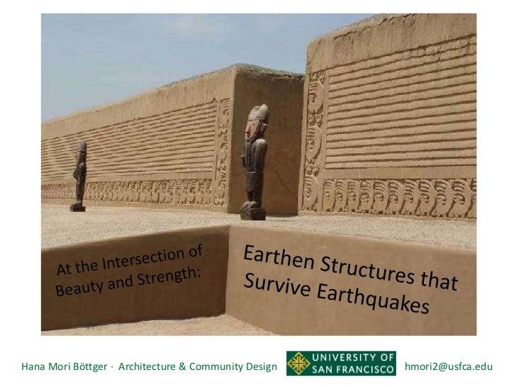 Hana Mori Böttger · Architecture & Community Design   hmori2@usfca.edu
