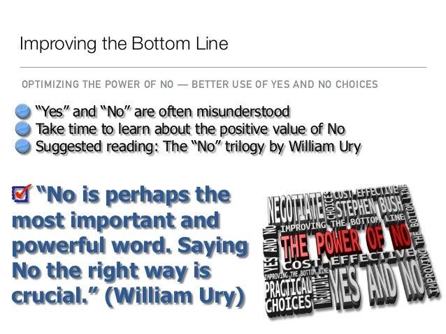 7 Ways to Improve the Bottom Line Slide 2