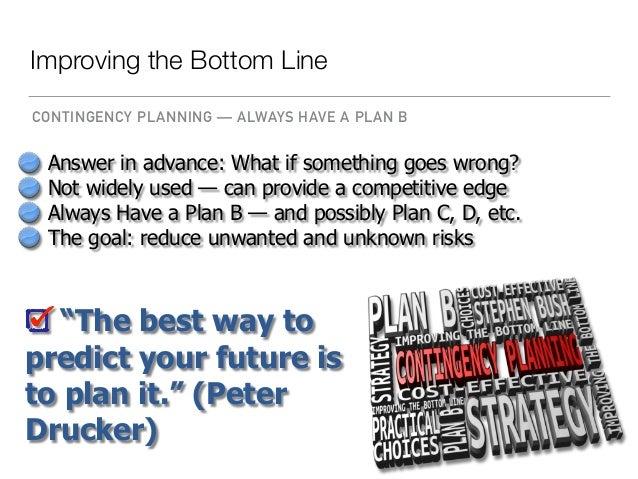 7 Ways to Improve the Bottom Line Slide 3