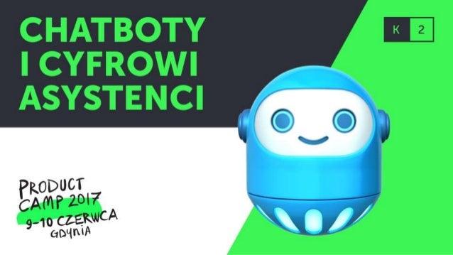 Zainteresowanie chatbotami 2010-2017 Facebook Bot Platform for Messenger