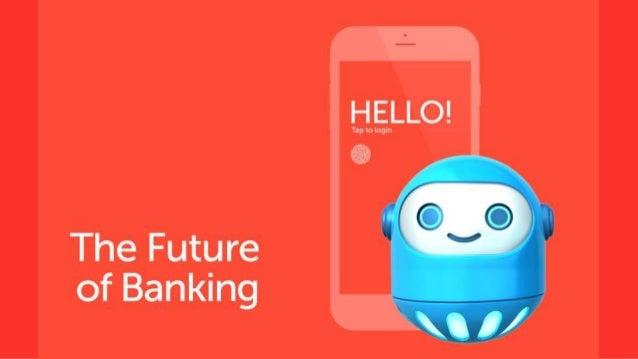 Dlaczego interfejs konwersacyjny jest idealny dla banku?  Bank to baza danych (historii, odbiorców), którą chcemy wygodni...
