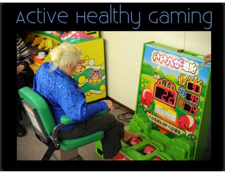 Active Healthy Gaming