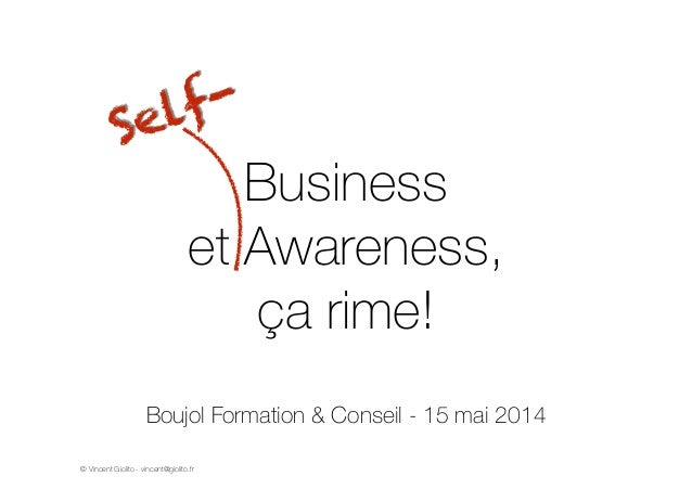 © Vincent Giolito - vincent@giolito.fr Business 