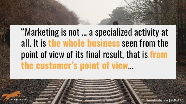 The Precarious State of Agile Marketing Slide 2