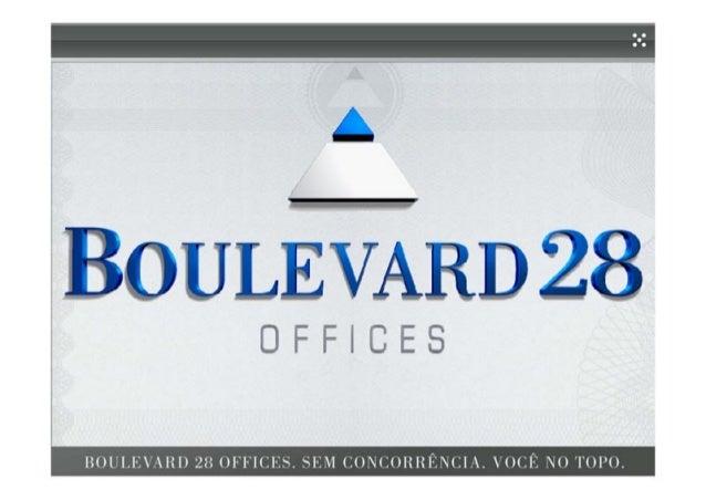 Boulevard 28 | Lancamento Imobiliário Patrimóvel